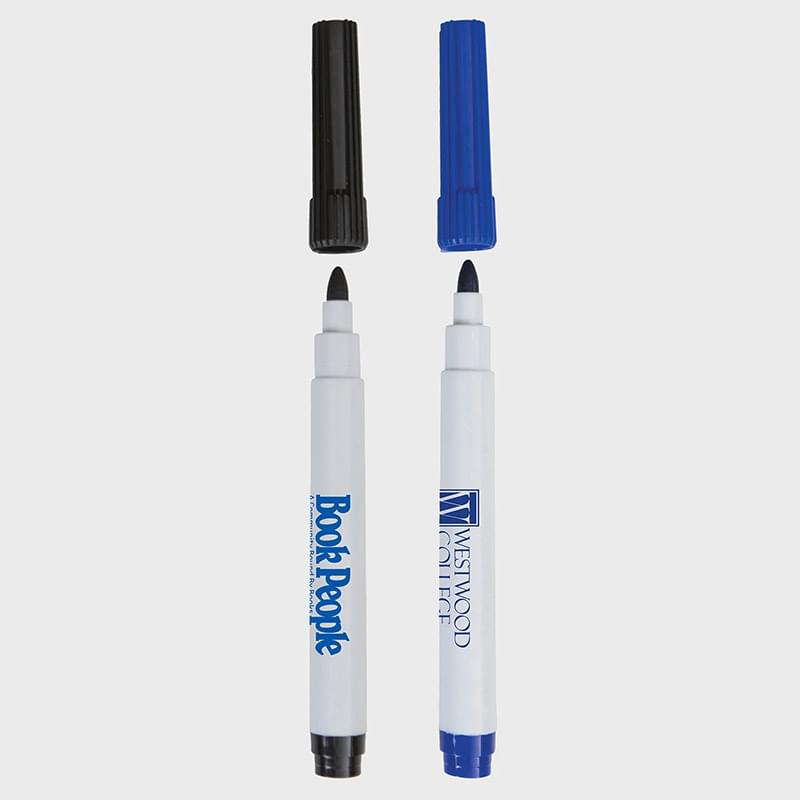 Dry Erase Large Bullet Tip Marker - Alcohol Based